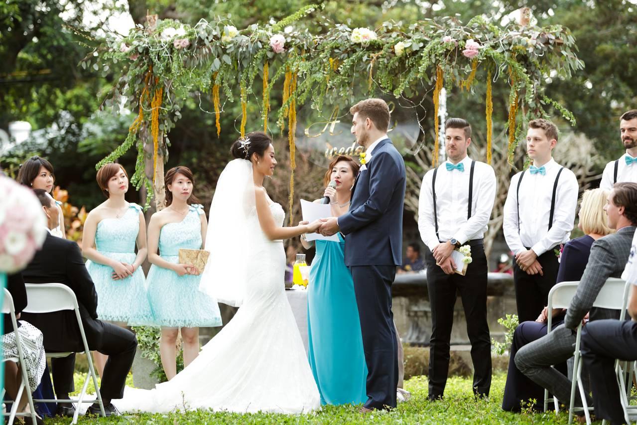 白屋婚禮, 高雄婚攝, 婚攝推薦, 婚攝森森