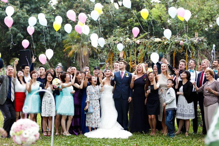婚攝|Adam & Emily-高雄白屋戶外婚禮