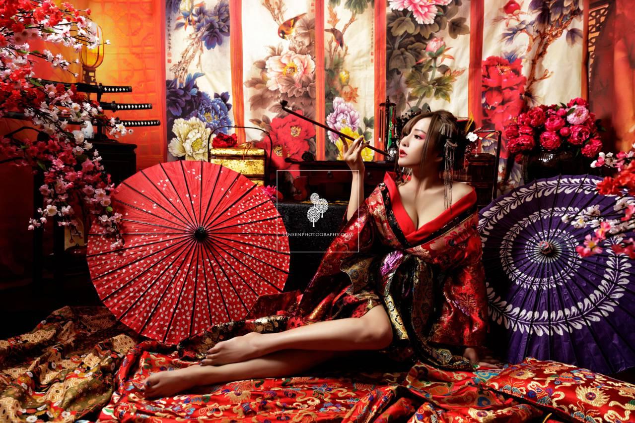 花魁包套,高雄花魁,花魁寫真, 花魁攝影師, 高雄花魁攝影師, 台南花魁攝影, 婚攝森森