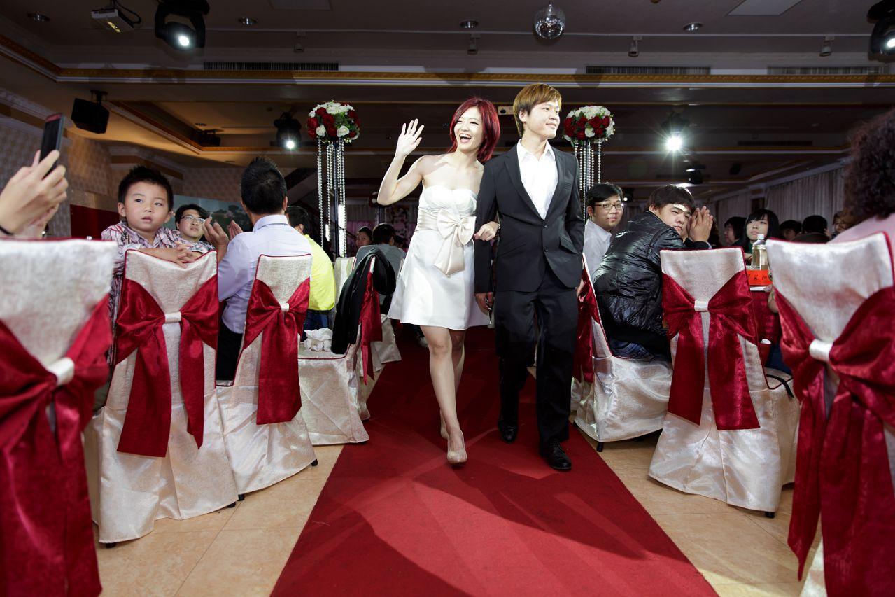 高雄婚攝|高雄鳳大-之穎 & 以穎 - 鳳大餐廳婚攝