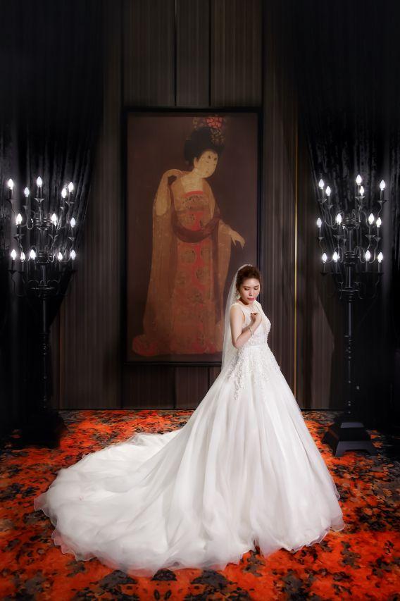 晶綺盛宴錦繡廳婚攝