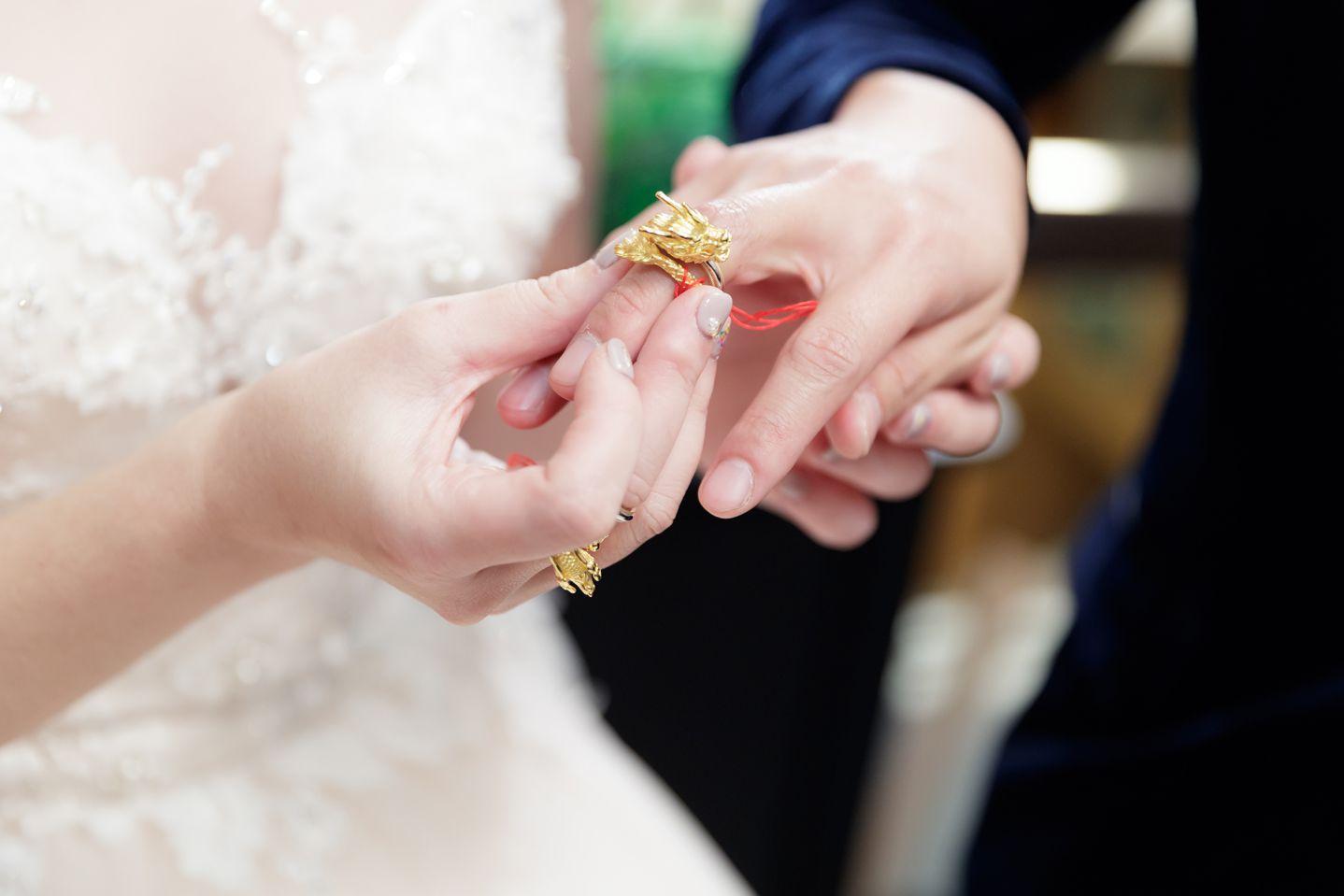 訂婚儀式流程