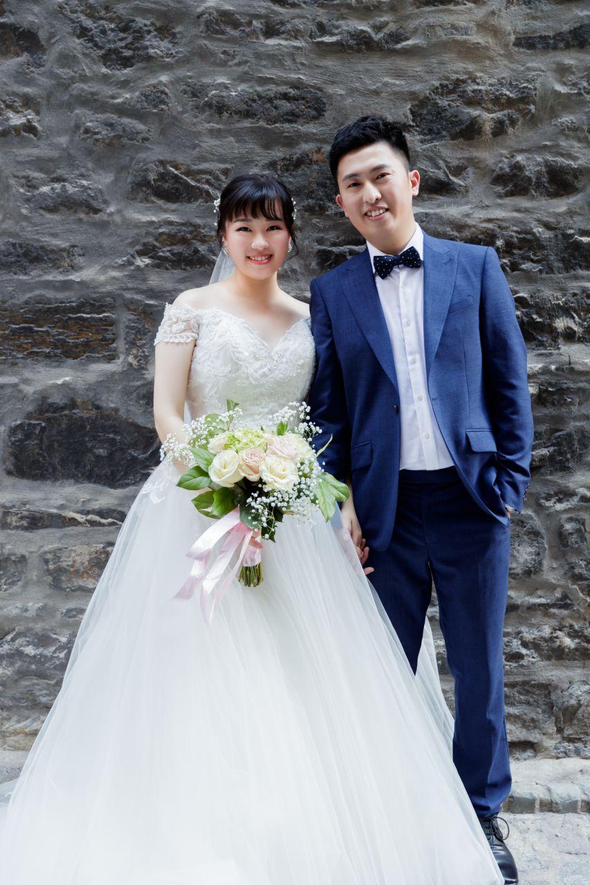 蒙特婁婚紗攝影師