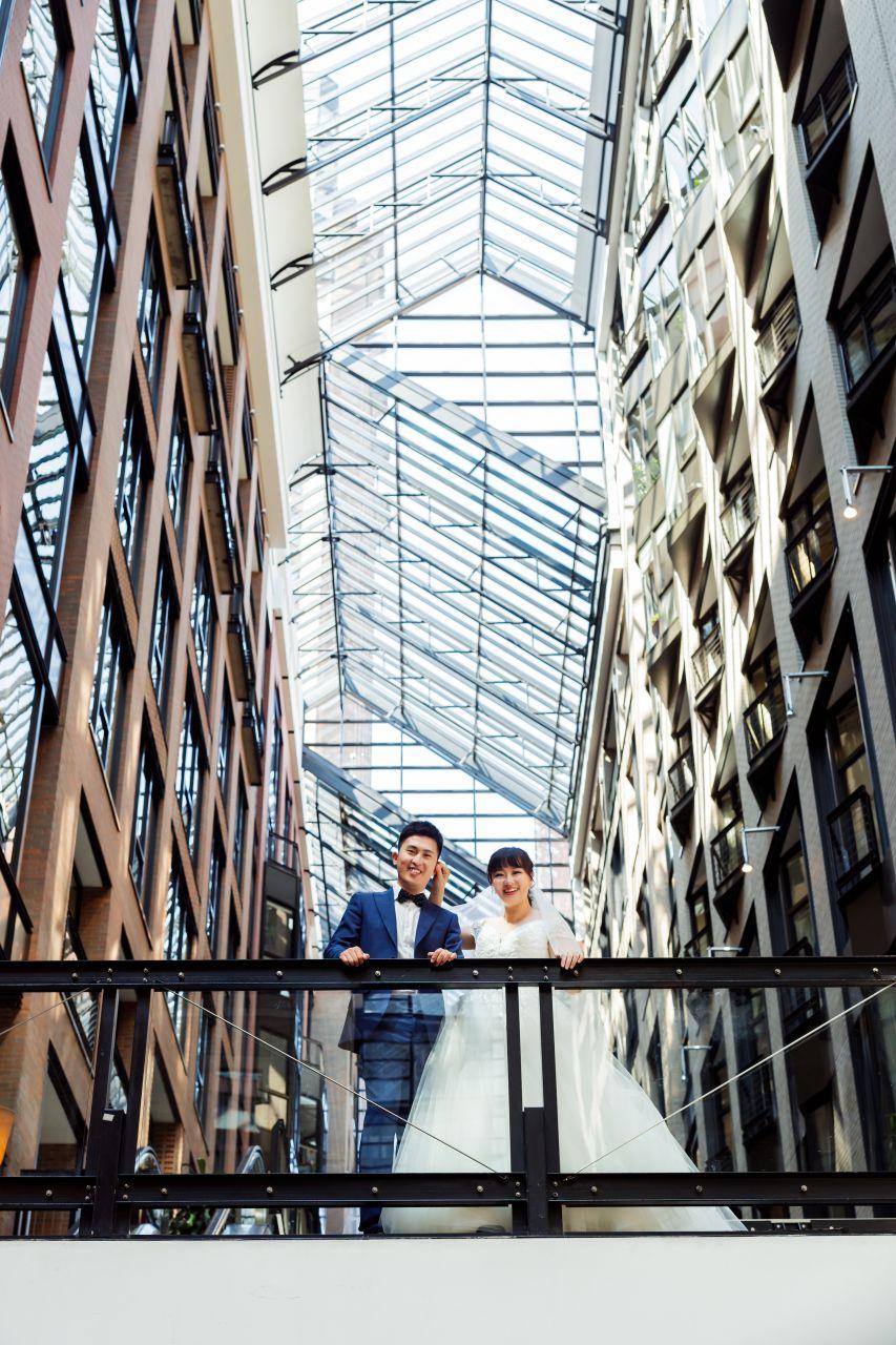 加拿大海外婚紗包套