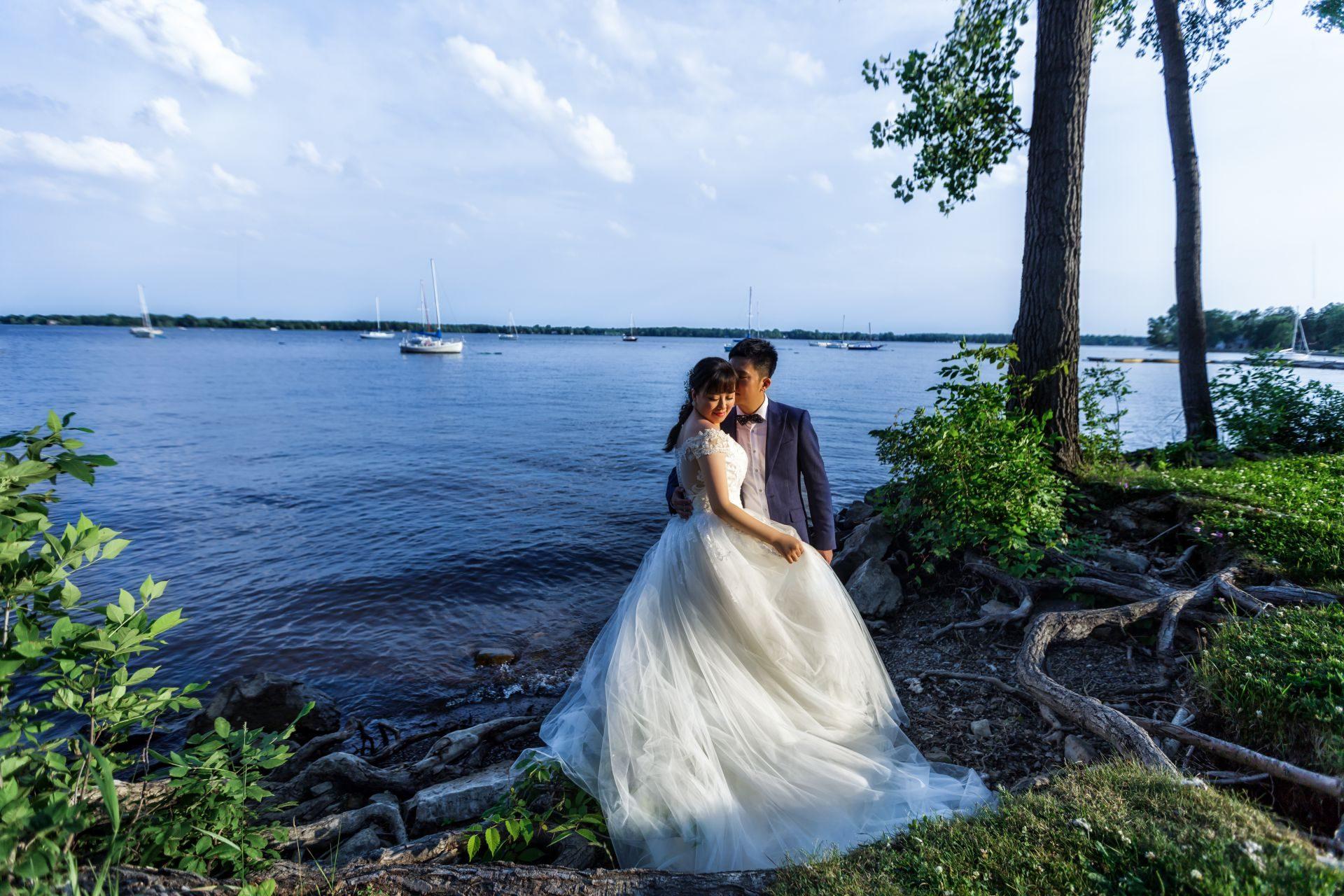 加拿大婚紗-maomao-montreal-海外婚紗 - 加拿大婚紗