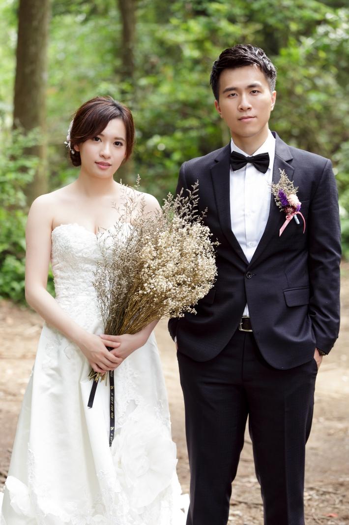 自助婚紗-森林系-婚攝森森