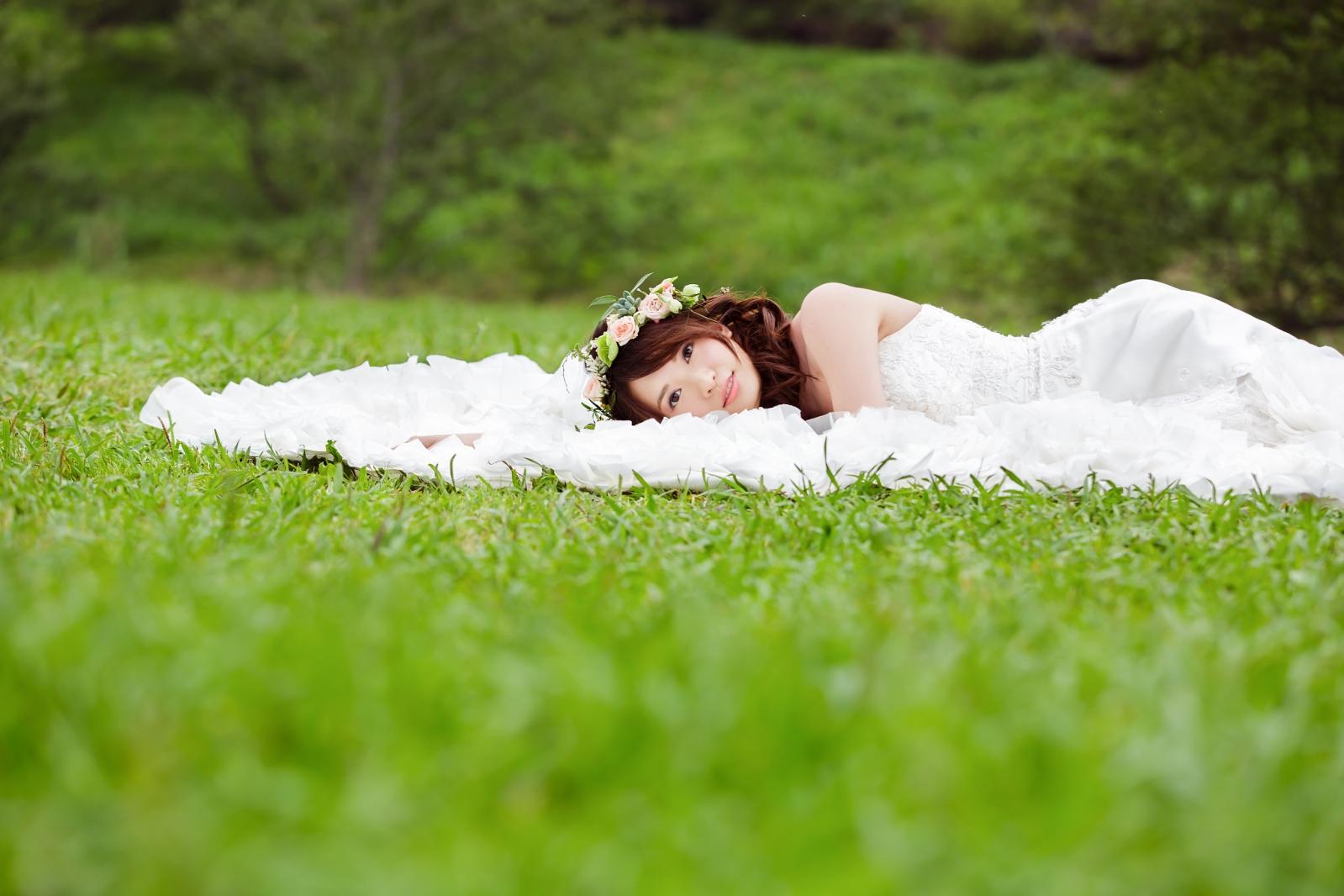 自助婚紗-草地婚紗-婚攝森森