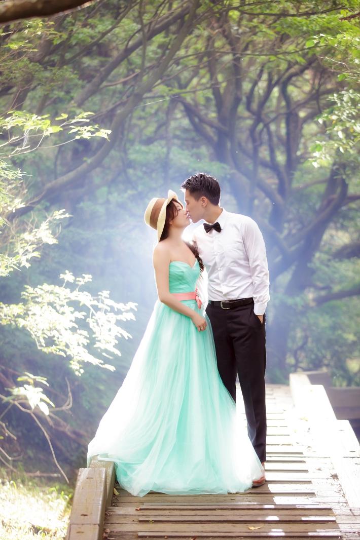 自助婚紗-逆光婚紗-婚攝森森