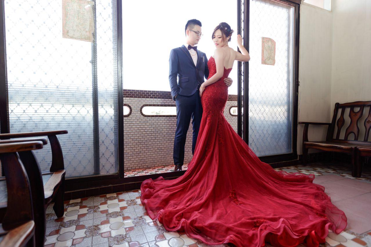 流水席婚禮, 高雄流水席, 流水席婚攝, 類婚紗
