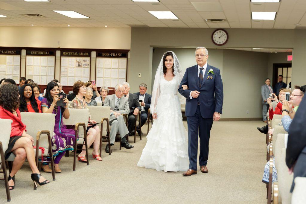 婚攝森森, 西式婚禮