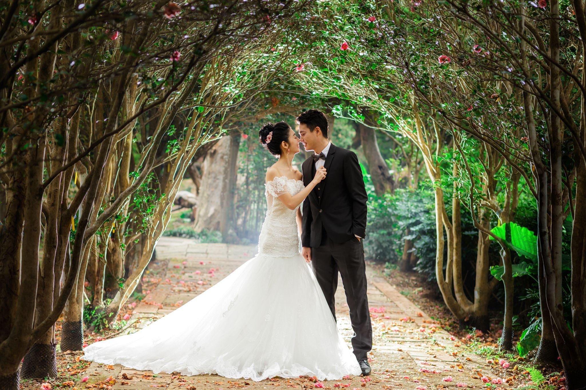自助婚紗-高雄婚紗包套-婚攝森森