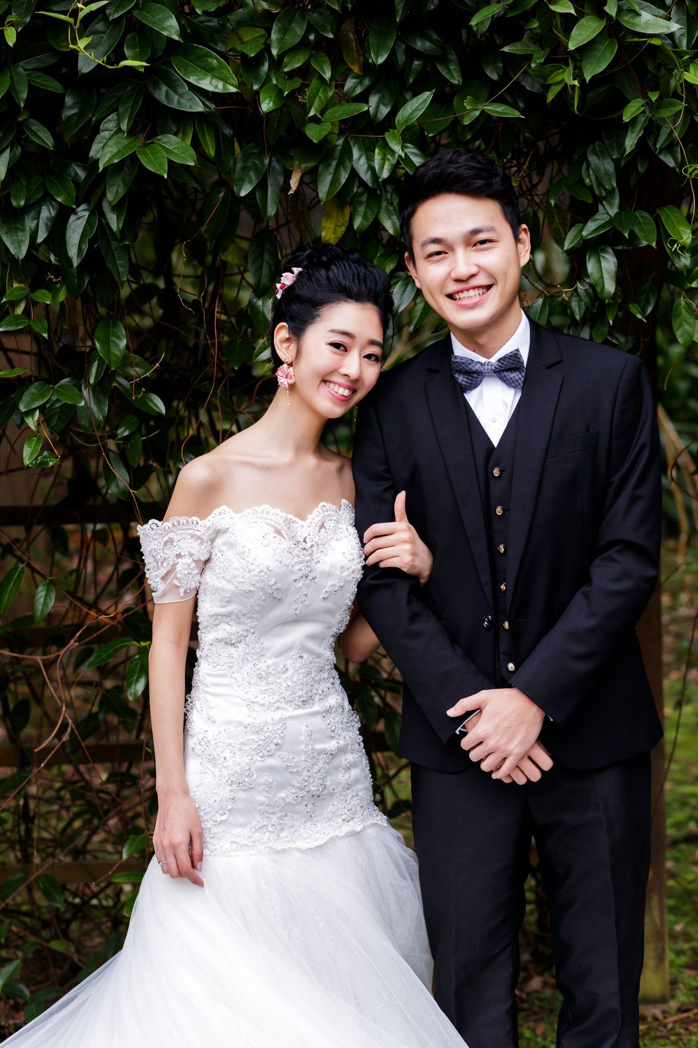 自助婚紗-高雄婚紗包套-婚攝森森, 森林系婚紗