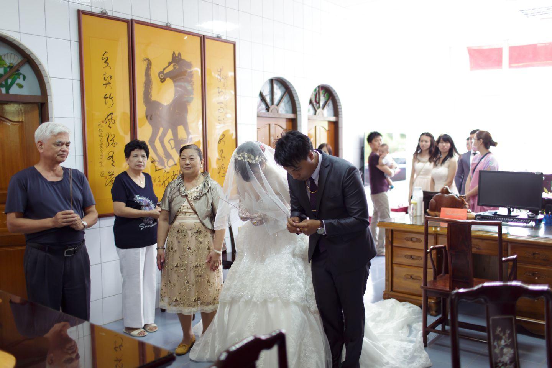 婚攝|壹聖 & 孟孟-屏東水月喜樓