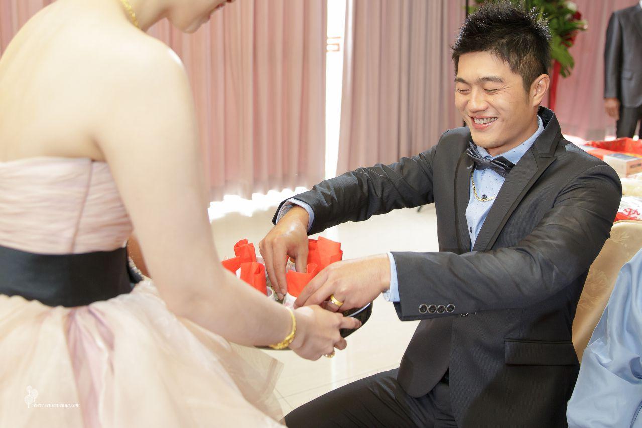 婚禮奉茶, 訂婚儀式, 高雄婚禮
