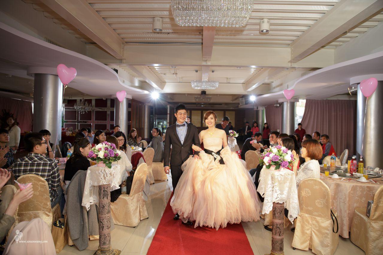 婚禮進場, 高雄婚攝, 婚攝森森