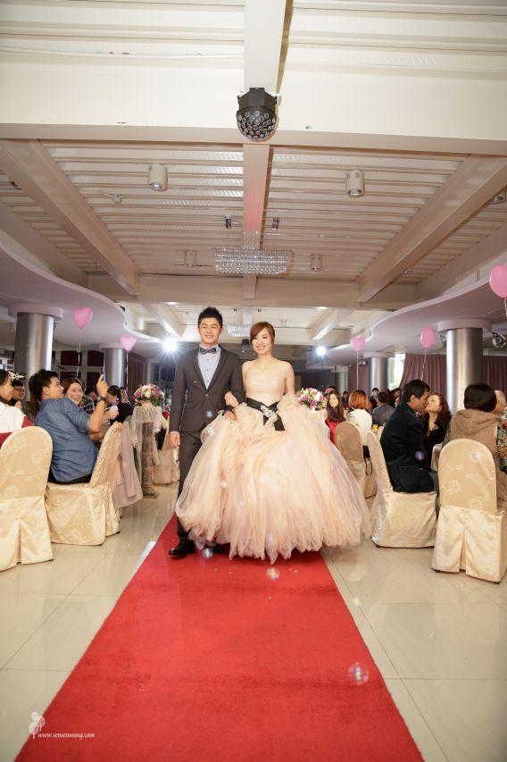 婚禮進場, 高雄婚攝, 婚攝森森, 紅地毯