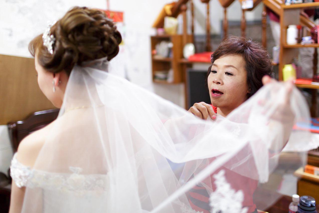 蓋頭紗, 婚攝森森, 高雄婚攝,