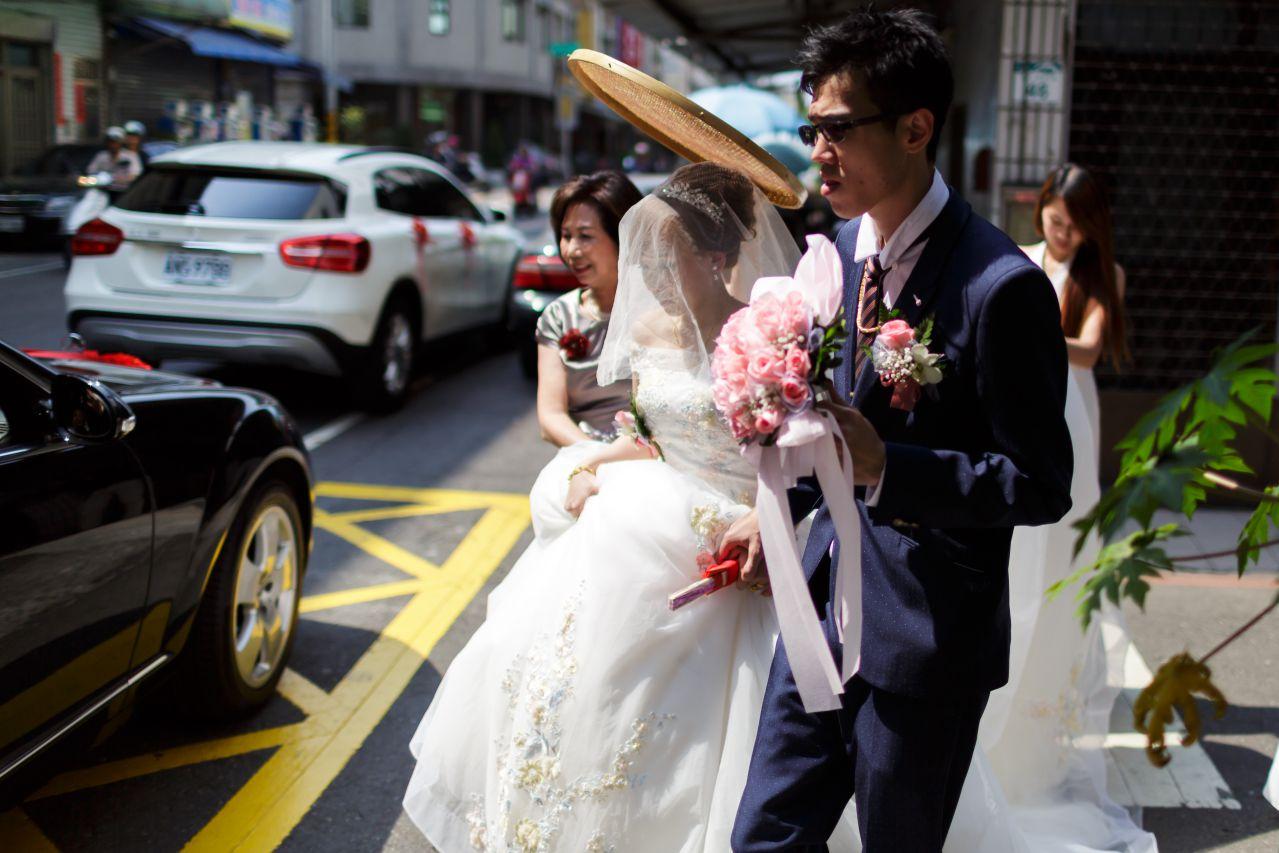 婚禮迎娶, 婚攝森森, 高雄婚攝,