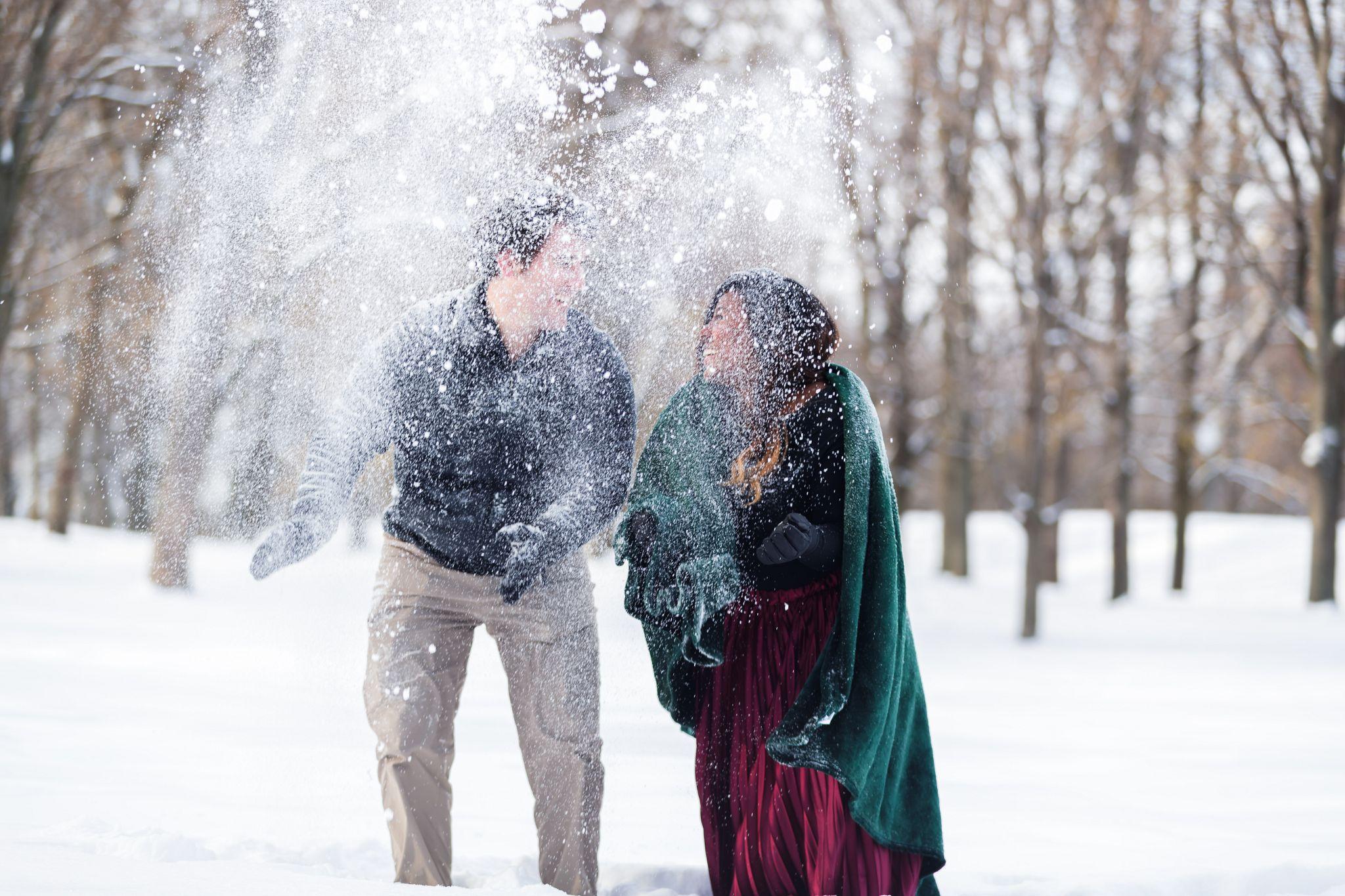 蒙特利爾婚紗, 情侶寫真, 婚攝森森, 加拿大旅拍, 海外旅拍