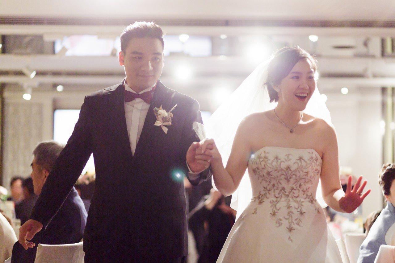 由高雄婚攝森森拍攝於晶華酒店晶華會宴會廳