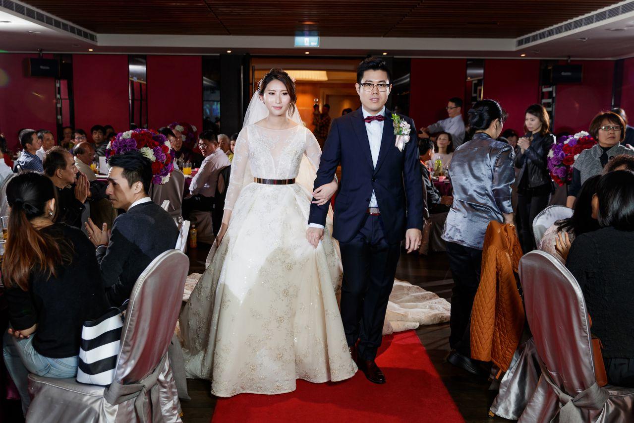 [高雄婚攝] 麗尊酒店-Eric & Tiffany