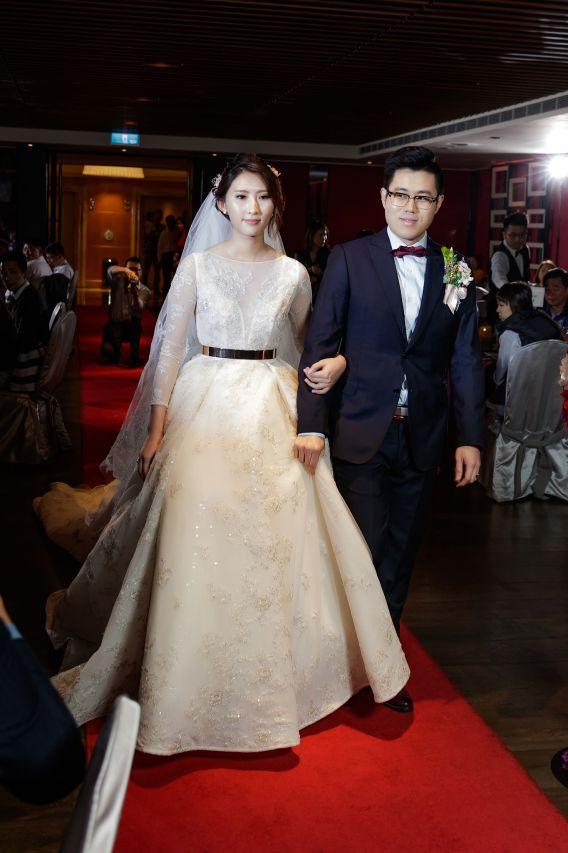 [高雄婚攝] 麗尊酒店-Eric & Tiffany - 麗尊酒店婚禮攝影