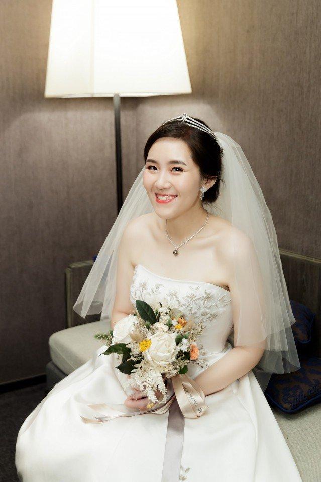 晶華酒店婚禮攝影, 晶英會宴客廳新娘休息室, 婚攝森森