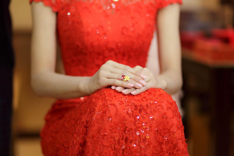 5 大步驟秒懂文定訂婚儀式流程 - 文定訂婚儀式
