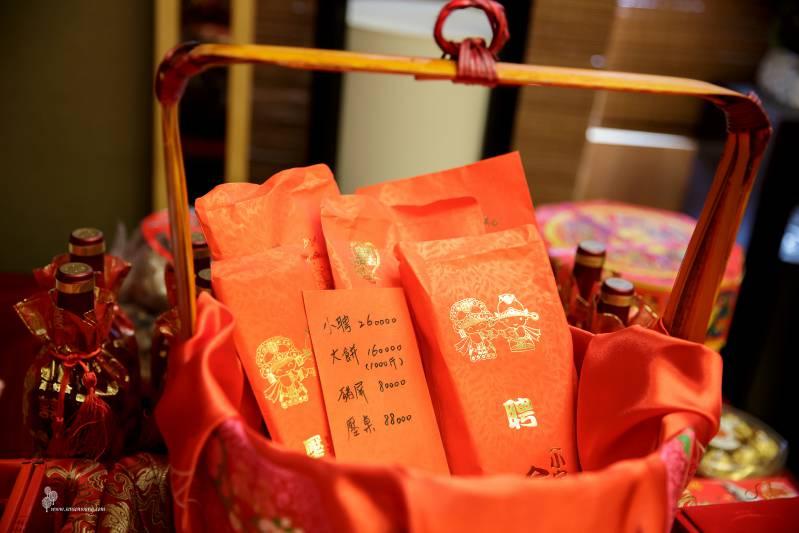 訂婚用的紅包