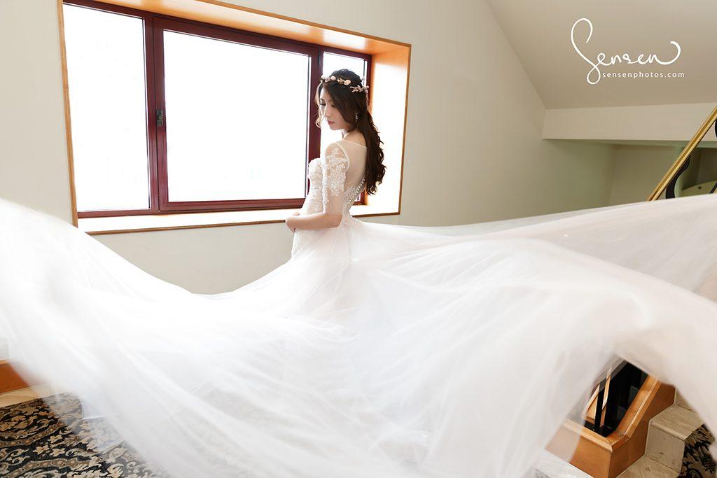 婚禮當天拍婚紗, 類婚紗拍攝, 高雄婚攝, 婚攝森森