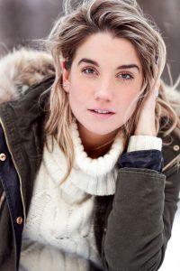 高雄婚攝森森 – 雪中拍照, 美到冷死也值得  | 商業人像 | 商業攝影