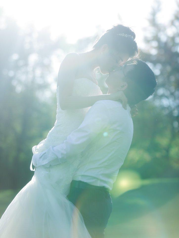 婚紗風格, 逆光婚紗照, 婚攝森森, 婚紗包套