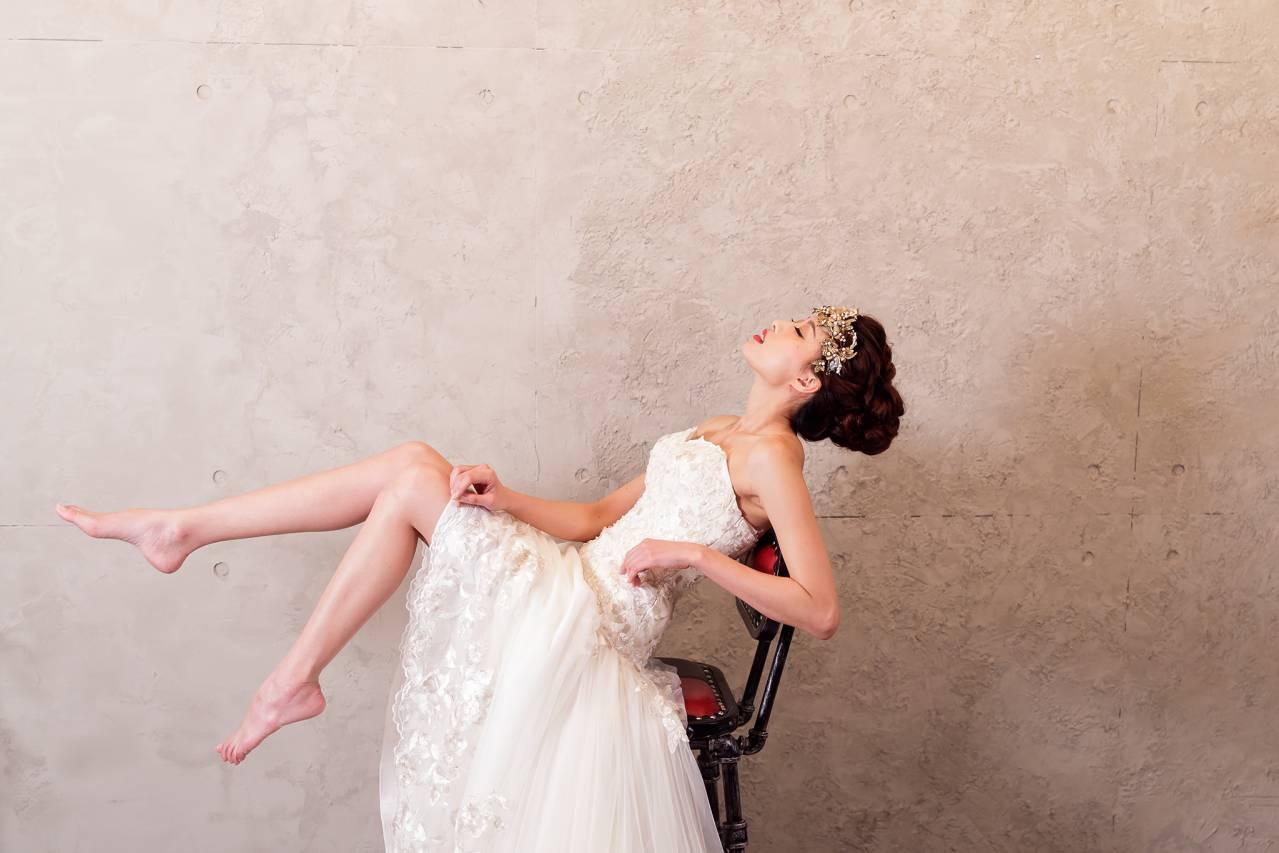 個性婚紗照風格