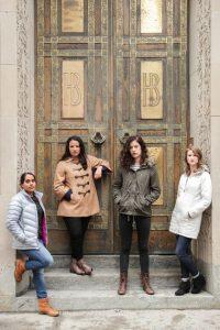 加拿大旅遊寫真-團體照攝影-3+1