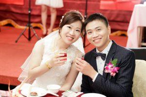 [ 高雄婚攝 ]守仁 & 小穗@新萬香餐廳婚禮攝影