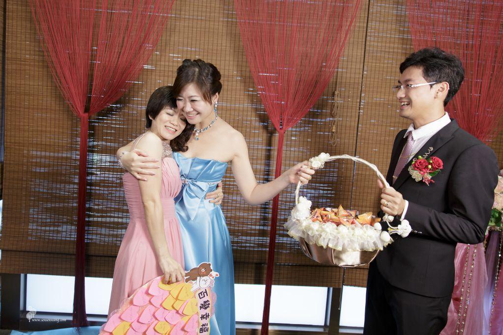 婚攝|之穎 & 以穎 -高雄福容飯店婚禮 - 高雄福容飯店婚禮攝影