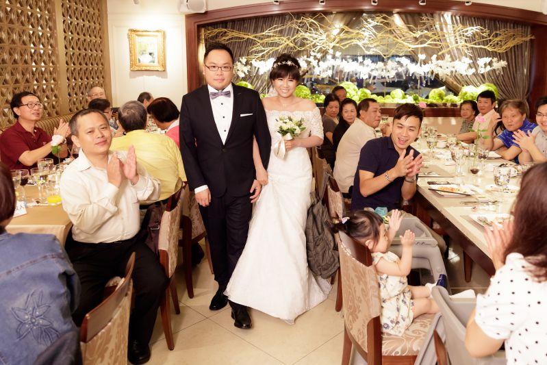 [婚攝] 強森 & 柔柔@台北神旺大飯店婚禮攝影