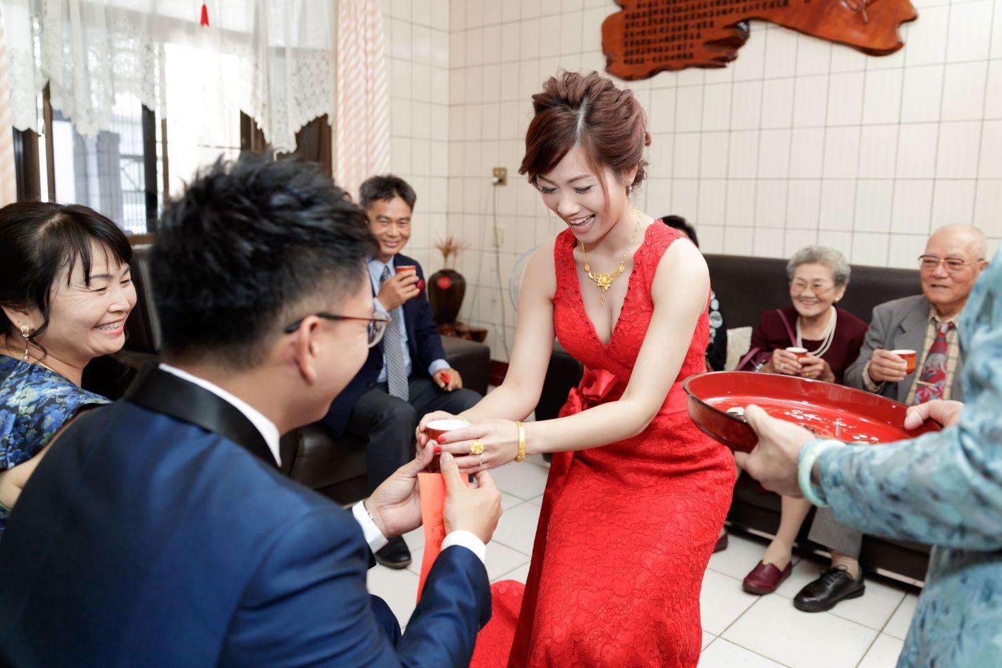 婚攝|博森&雅伶@東港東昇餐廳