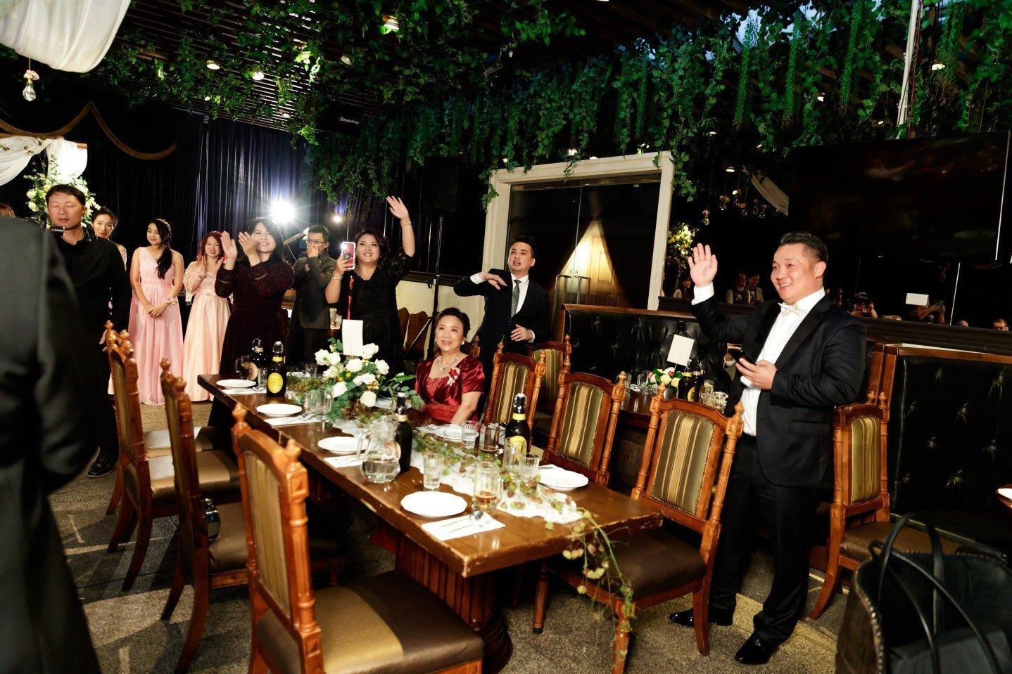 金色三麥婚禮攝影