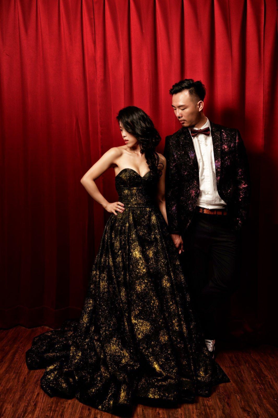 七顆梨西服, Lin haute Bridal 高級定製禮服, 高雄婚攝森森