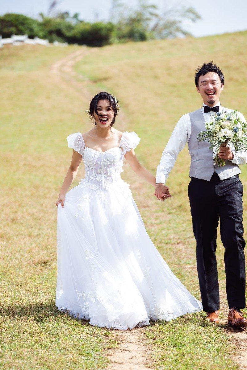[墾丁自助婚紗]毛毛&秋秋-婚攝森森-高雄婚紗工作室