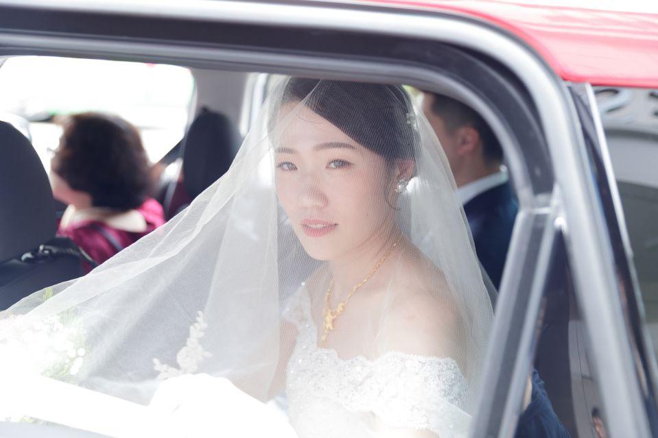 婚攝-台北格萊天漾婚禮攝影-教會儀式-Hank-Stella-67