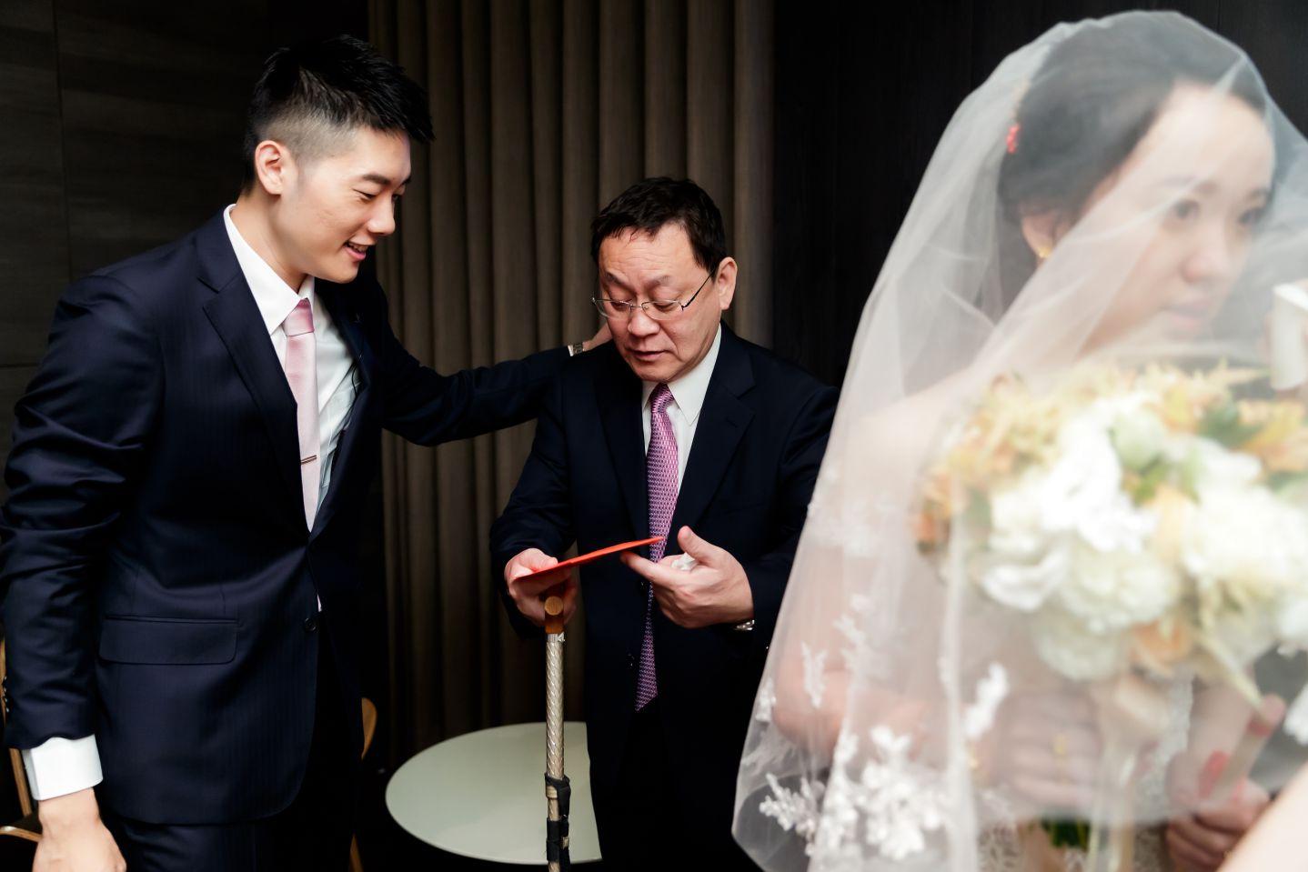 結婚儀式拜帖(丈人帖)
