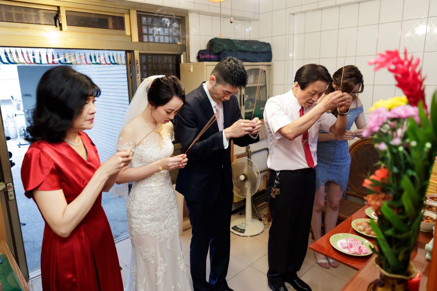 結婚流程祭祖