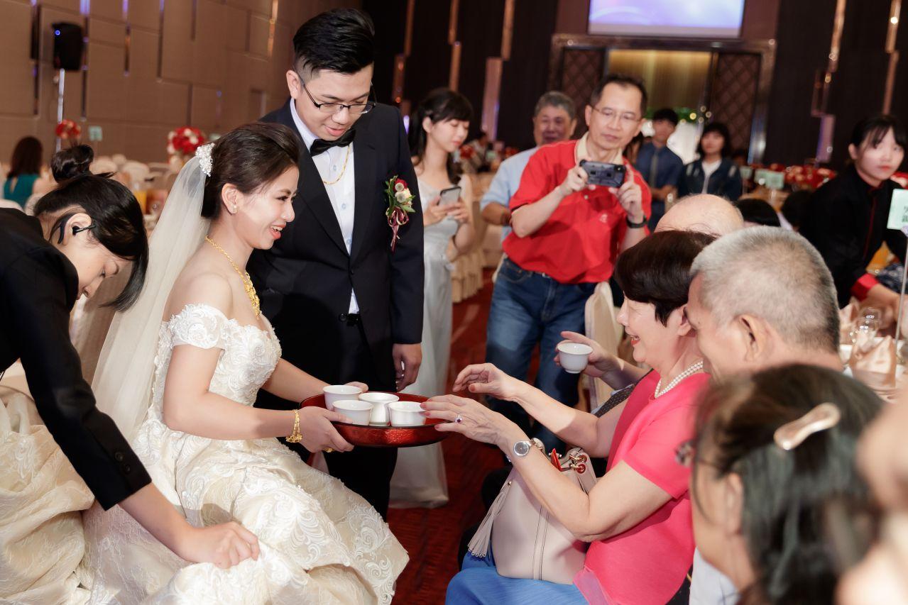 結婚流程敬茶
