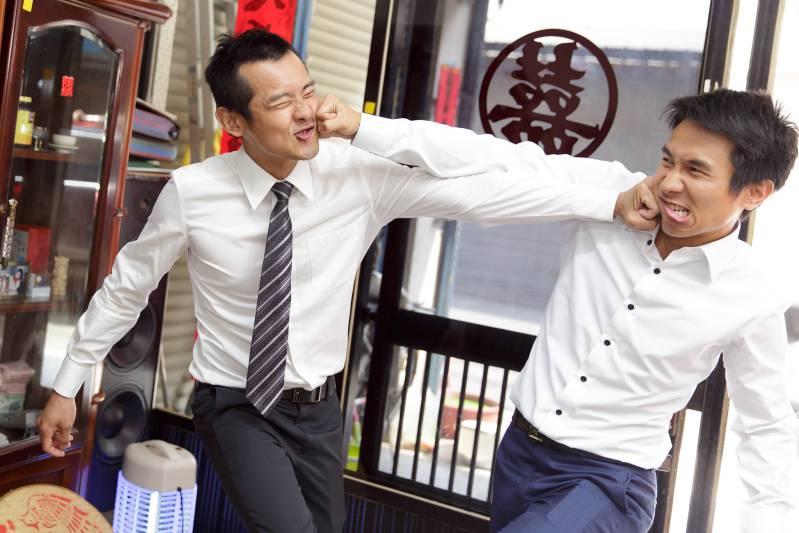 婚禮闖關懲罰-搞笑合照_02