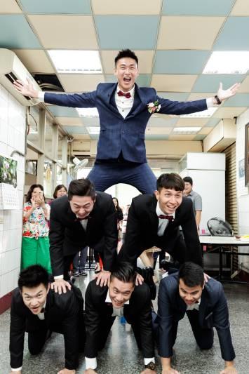 婚禮闖關懲罰-搞笑合照_03