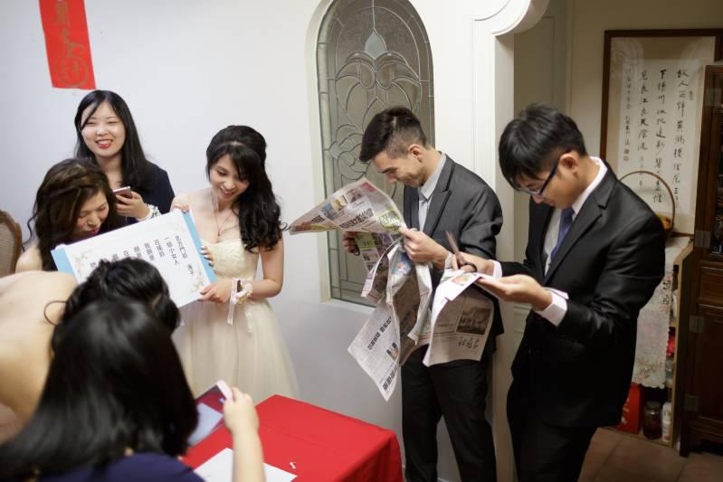 婚禮闖關遊戲-在報紙中尋找指定字_02