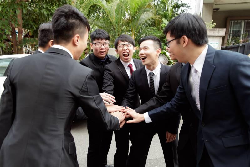 [有趣好玩]30個婚禮結婚迎娶闖關遊戲與懲罰關卡