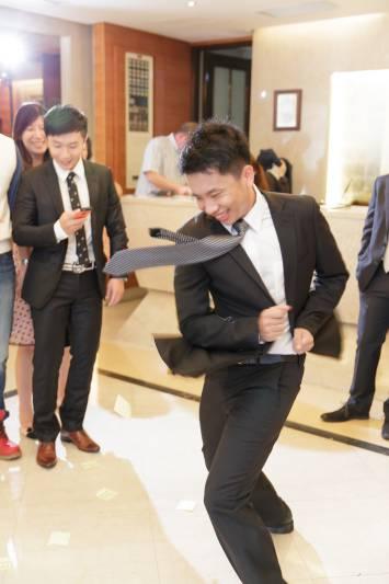 婚禮闖關遊戲-甩掉缺點